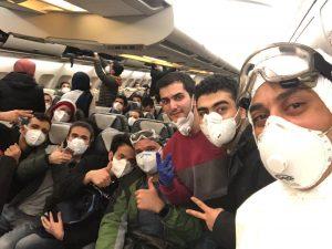 دانشجویان ایرانی قرنطینه کرونا - خبرینو