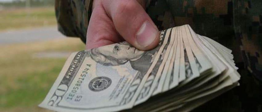 حقوق دوره آموزشی سربازی