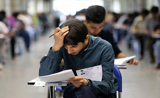 نتایج امتحانات دانش آموزان پایه دوازدهم در امتحانات نهایی 99