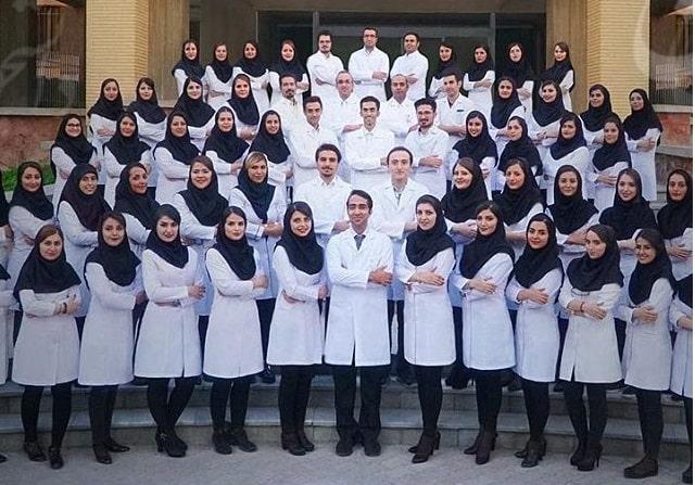 لیسانس به پزشکی در دانشگاه بهشتی 99-1400