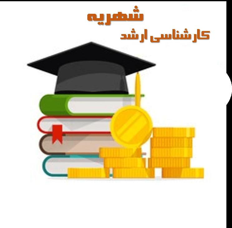 شهریه کارشناسی ارشد گرایش های مدیریت 99-1400