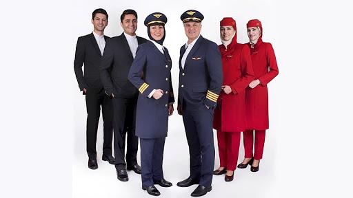 دوره های آموزشی مهمانداری هواپیمایی