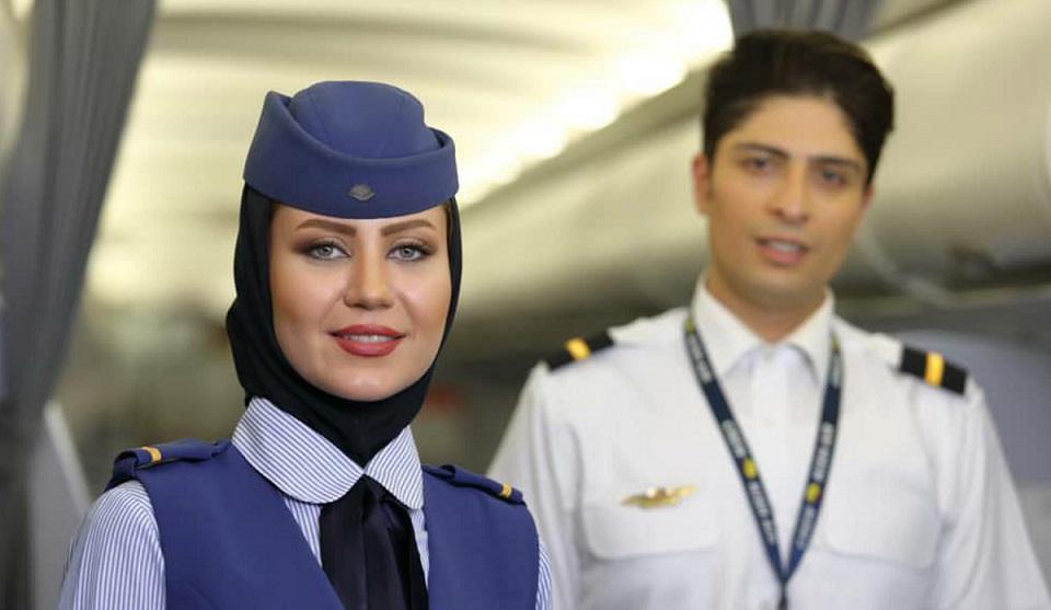 رشته مهمانداری هواپیما در دانشگاه علمی کاربردی 99-1400