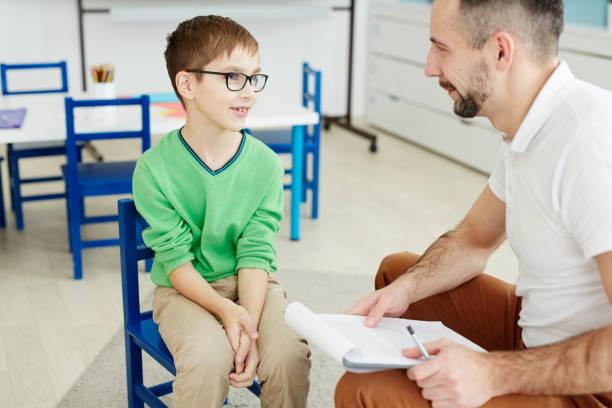 فرم مصاحبه مشاوره ای با دانش آموزان مدرسه